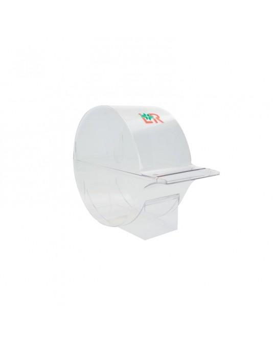 Staubfreier Tamponbehälter 40x50