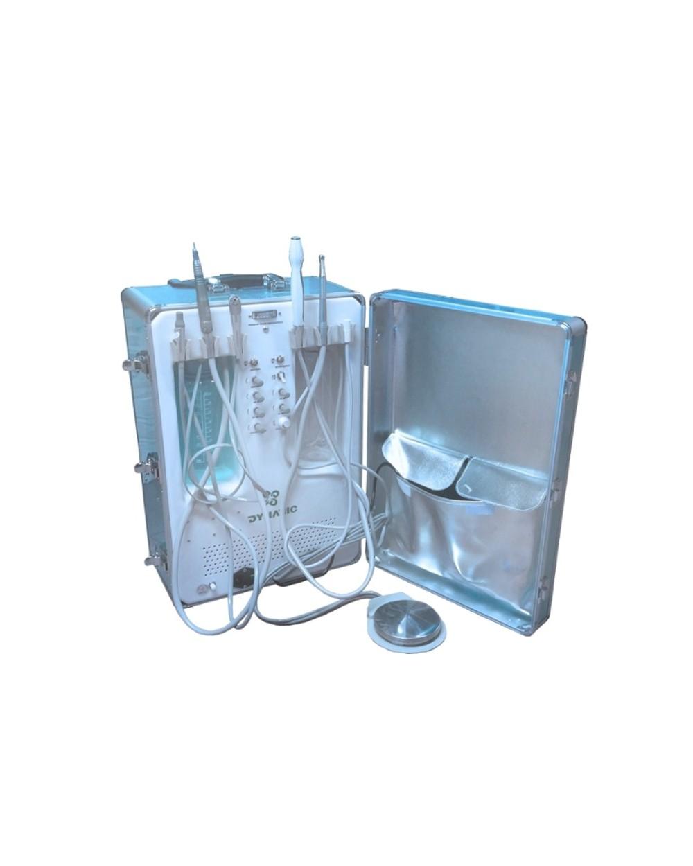 Mobile Zahnbehandlungseinheit