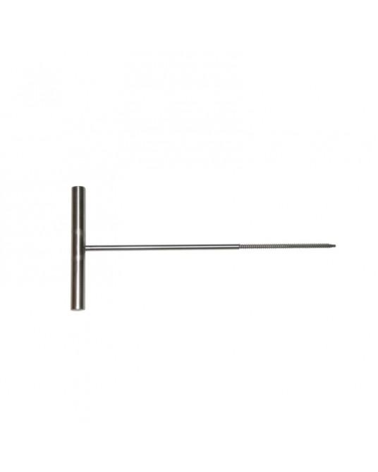Gewindeschneider T-Griff für Schrauben, Ø 2,7 mm