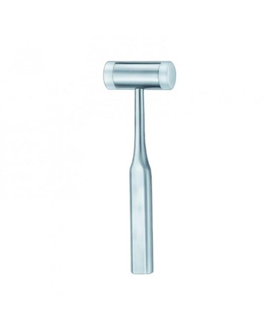 Hammer mit austauschbaren Kunststoffscheiben, Aesculap