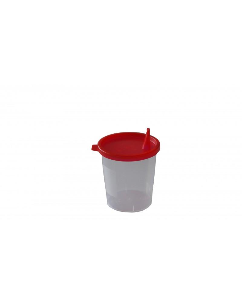 Urinbecher 125 ml, 100 St.