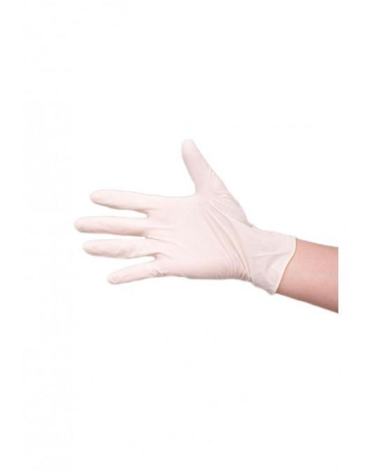 Latex Handschuche gepudert, 100 St.