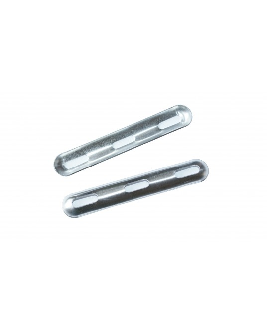 Schienen für Scheidenverschlüße aus Aluminium