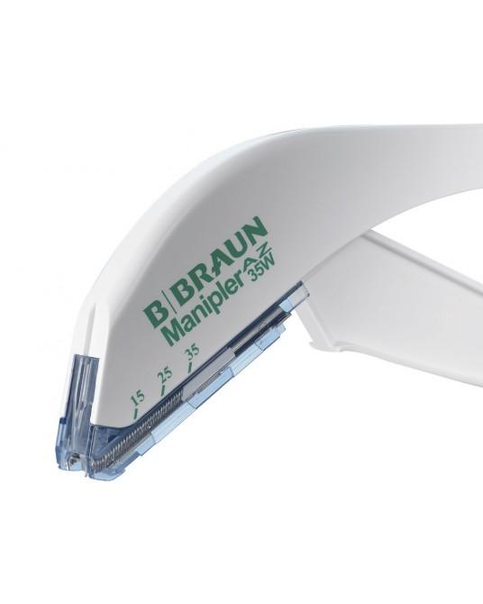 Einweg- Hautklammergerät MANIPLER- Skin Stapler B.Braun, 1 St.