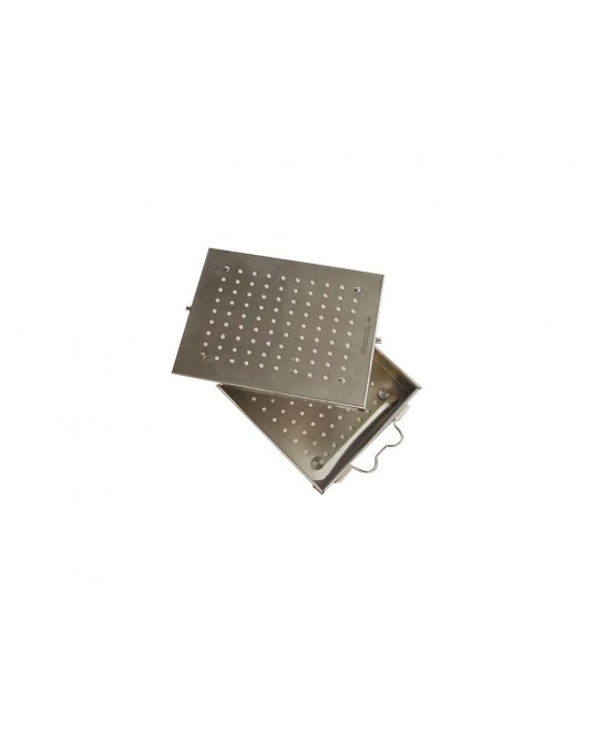 Sterilisationsbehälter 19x14x4 cm