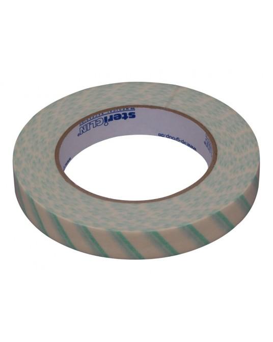 Autoklaven- Indikatorband, Rolle 19 mm x 50 m