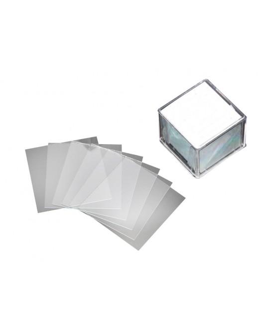 Deckgläser für Haemazytometer 20 x 26 mm, 10 Stück