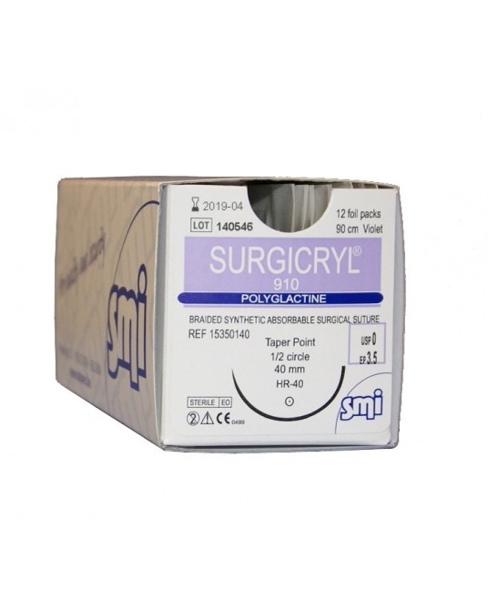 Surgicryl 910, Rundkörpernadel