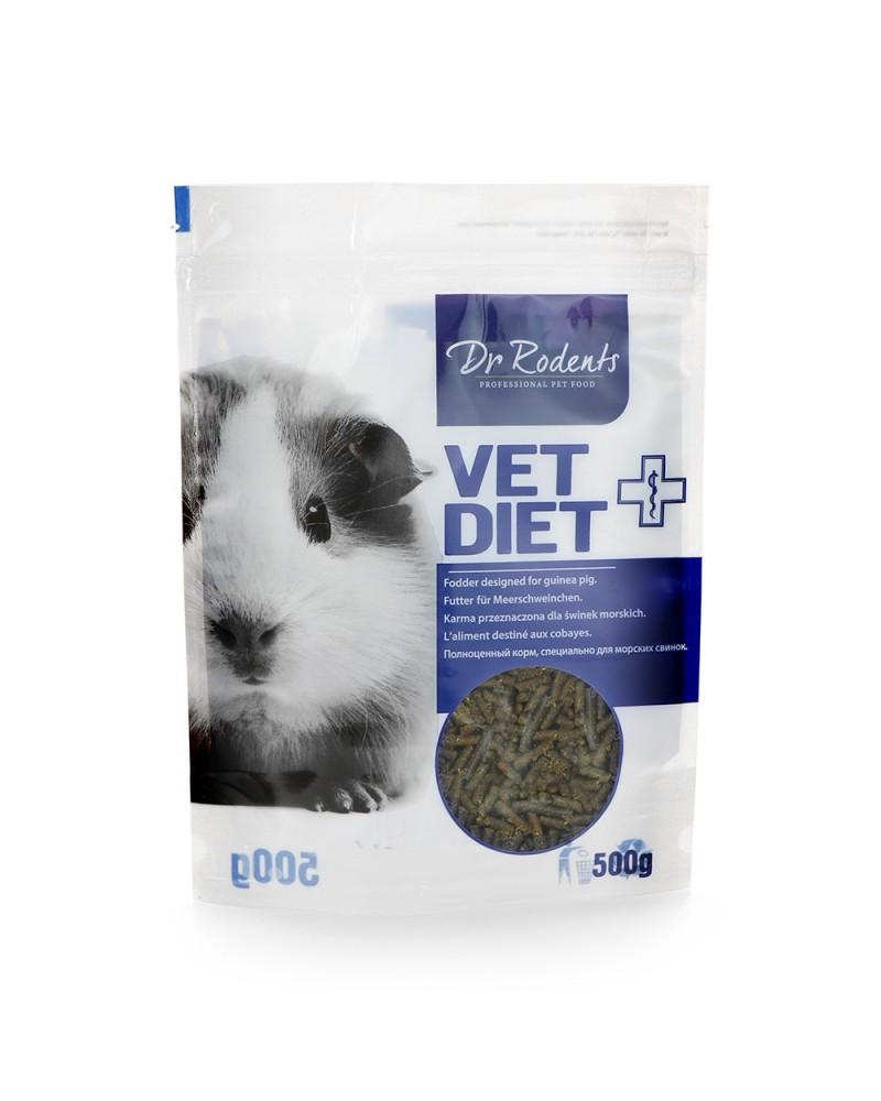 VetDiet Futter für Meerschweinchen