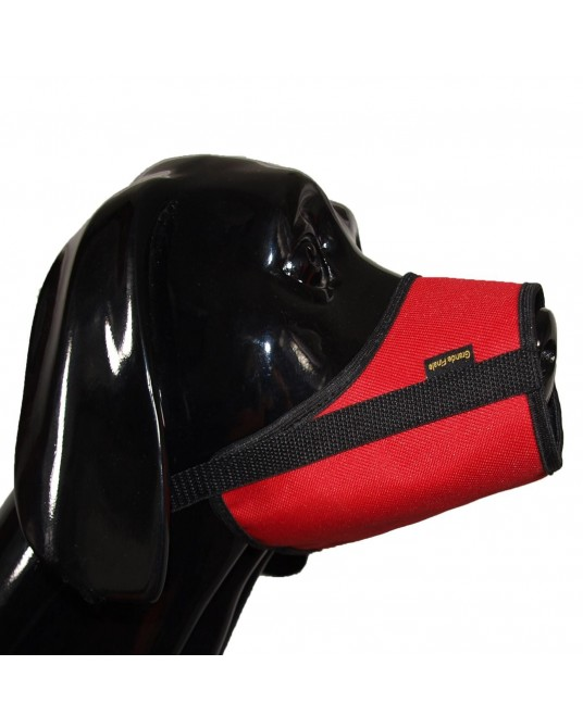 Hundemaulkorb aus Nylon