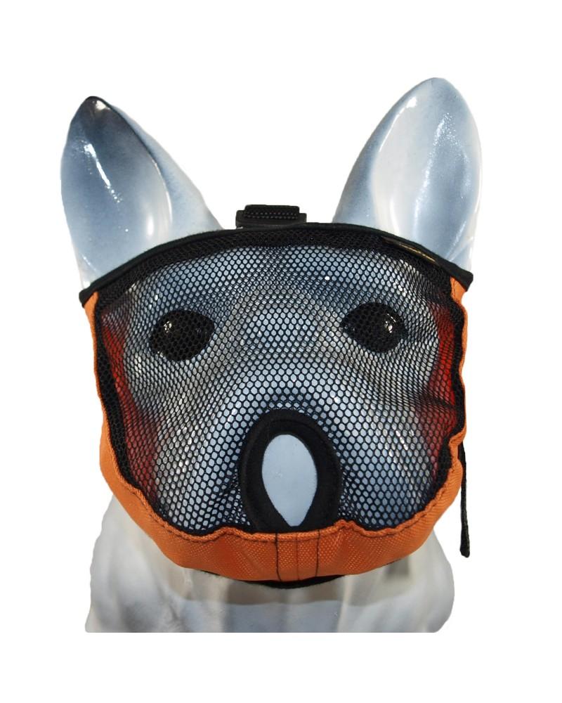Maulkorb für Hunde mit flacher Schnauze
