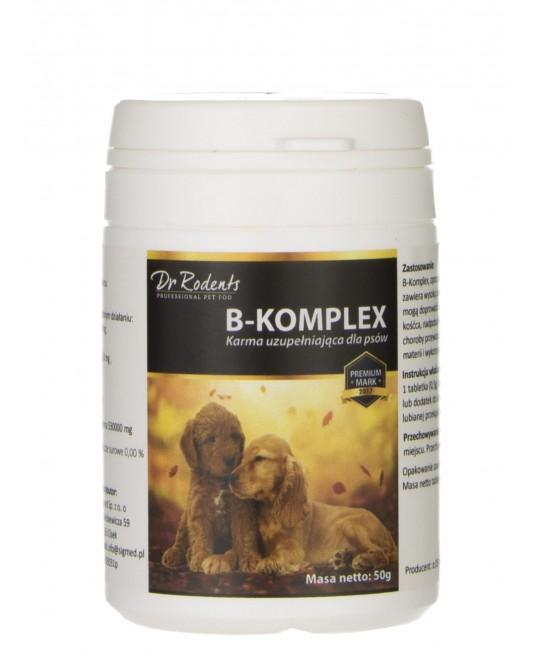 Ergänzungsfuttermittel für Hunde B-Complex
