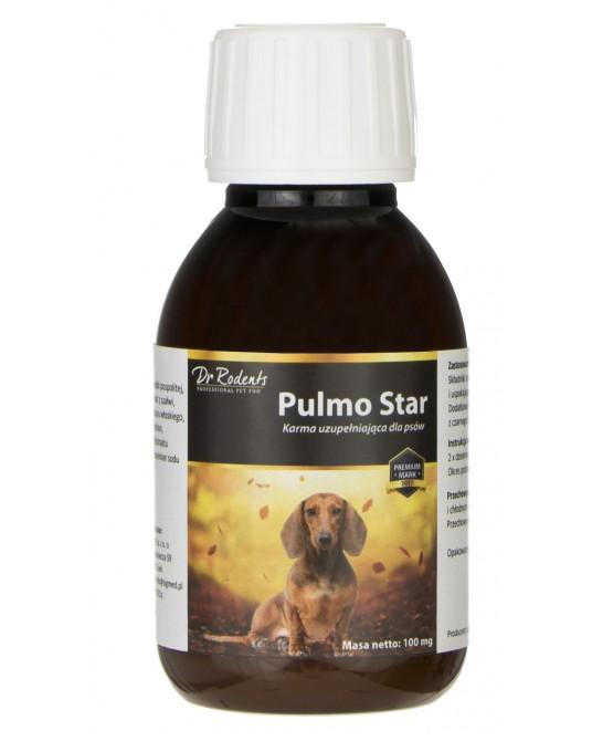 Ergänzungsfuttermittel für Hunde Pulmo Star