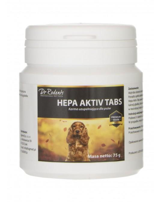 Ergänzungsfuttermittel für Hunde HEPA AKTIV PLUS