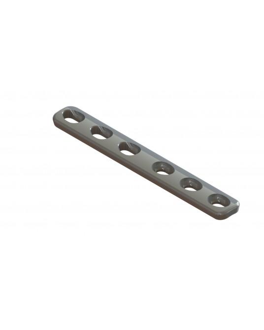 Kompressionsplatte für Schrauben, Durchmesser 2,4 mm