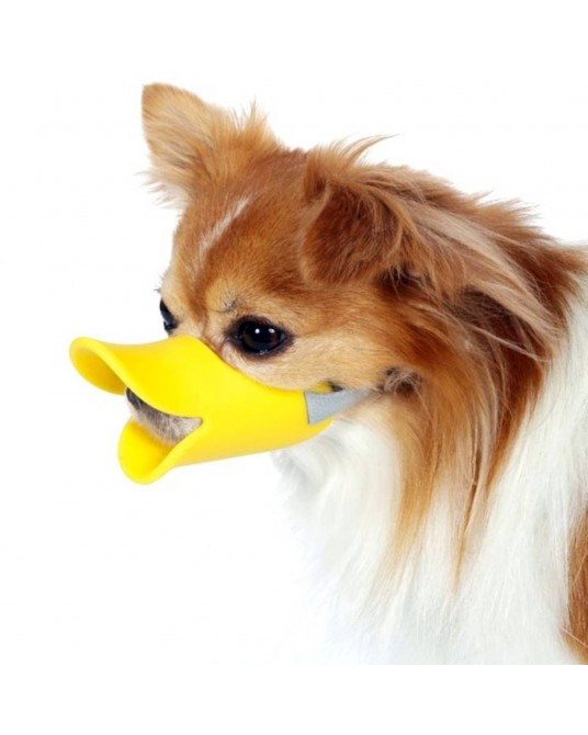 Entenschnabel M aulkorb für Hunde