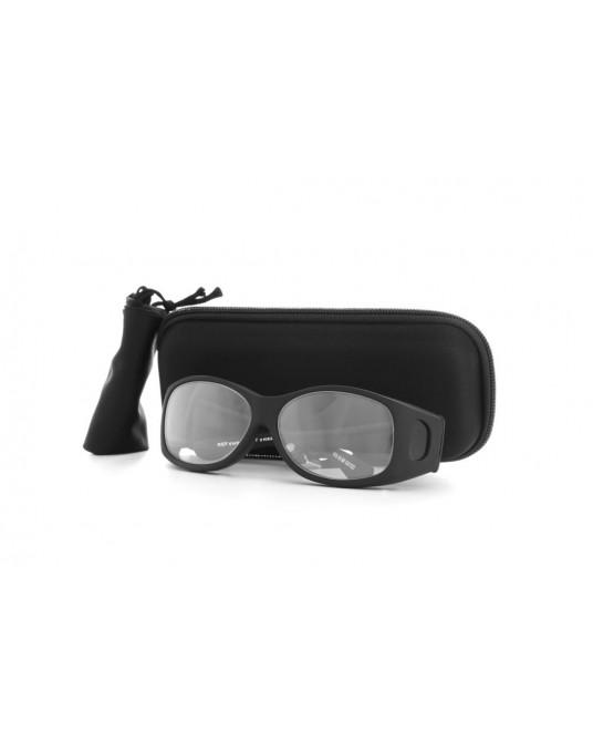 Röntgenschutzbrille Modell 33 schwarz