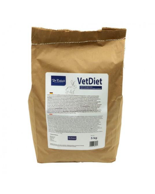 VetDiet Futter für Zwergkaninchen