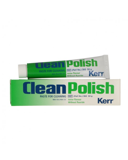 Clean Polish Dental - Reinigunsgpaste, 50 g
