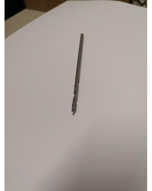 Bohrer Runder Schaft Ø4,5 mm, Länge 127 mm