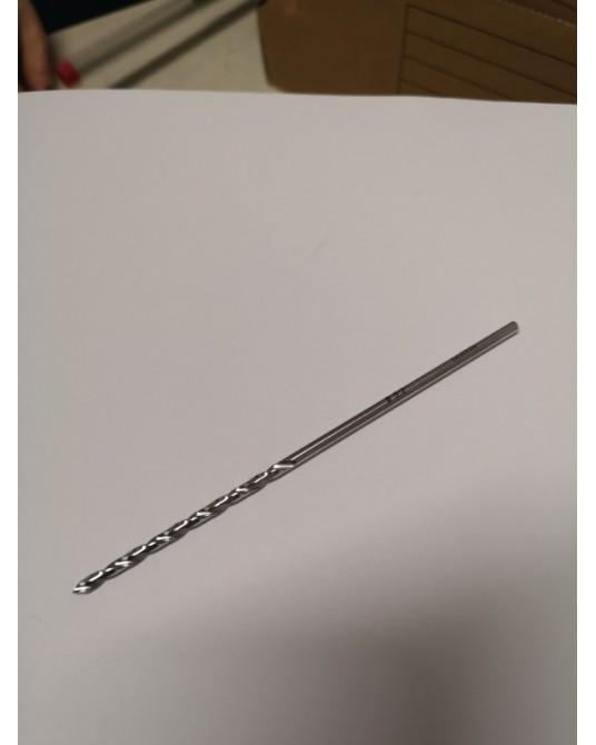 Bohrer Runder Schaft Ø3,2mm, (130/115 mm)