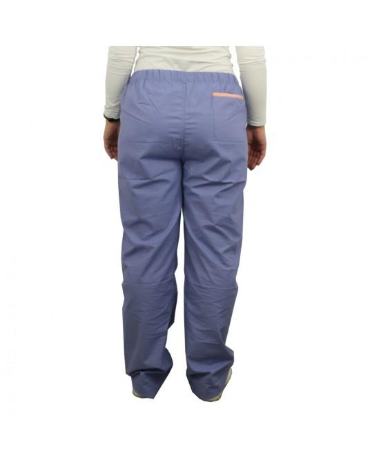 OP-Hosen, blau, Größe S, (orange Rand)