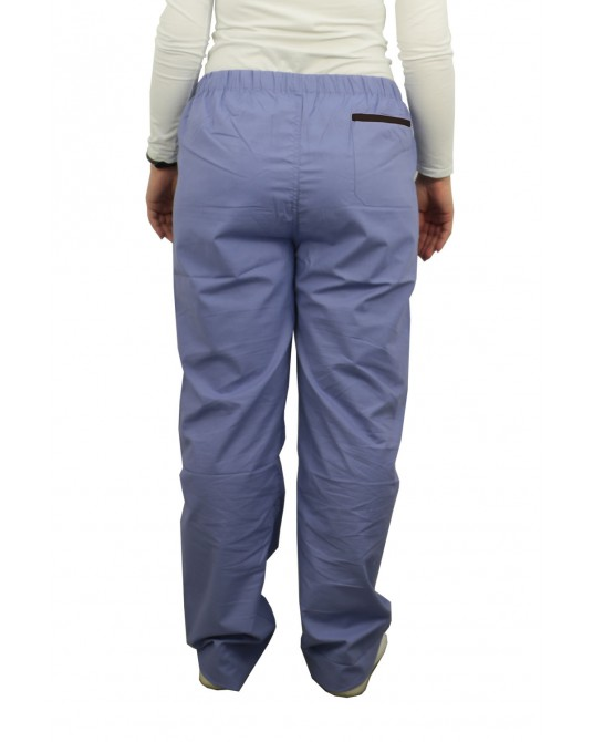 OP-Hosen, blau, Größe L (schwarzer Rand)