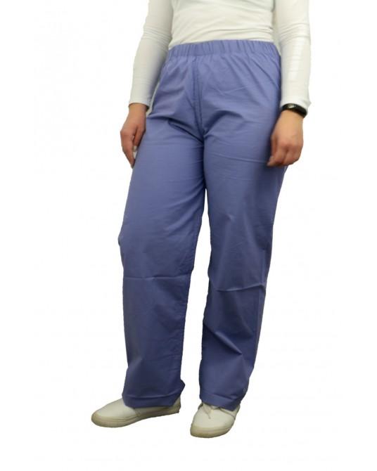 OP-Hosen, blau, Größe M, (beige Rand)