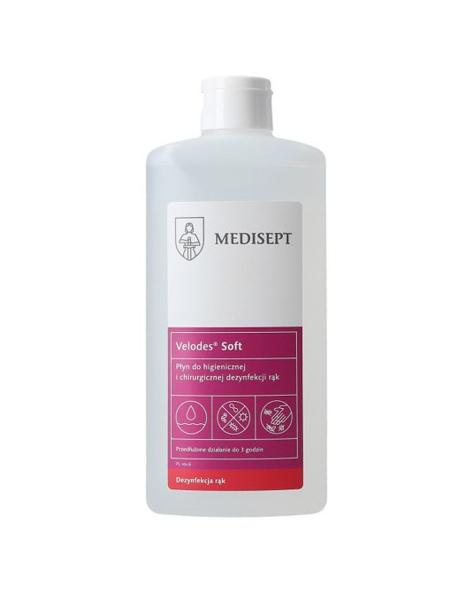 Velodes Soft Händedesinfektionsmittel