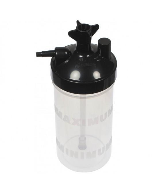 Luftbefeuchter für einen Sauerstoffkonzentrator