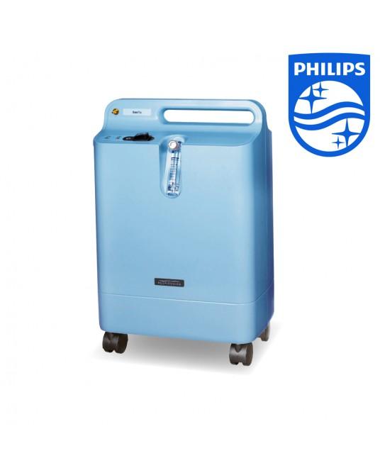 Sauerstoffkonzentrator Philips EverFlo + Pulsoximeter ChoiceMMed GRATIS!