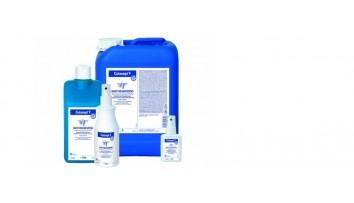 Desinfektion der Haut- und Operationsflächen